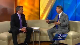 Congressman Don Bacon talks of re-election