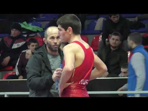 Мехтиханов Муса (Дагестан) - Хасиев Ибрагим (Чечня)
