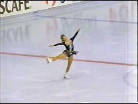 Midori Ito 1989 NHK Trophy LP Scheherazade
