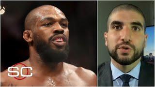Jon Jones says he'll drop the UFC light heavyweight title | SportsCenter