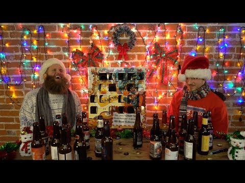 Beer Me Episode 102 - The Craft BeerAdvent Calendar All-Star Edition Review