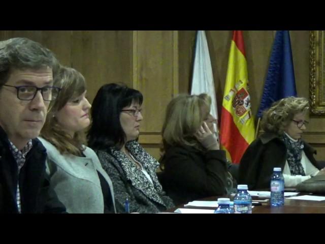 Pleno de Xinzo de Limia (29.12.2016) 1ª Parte