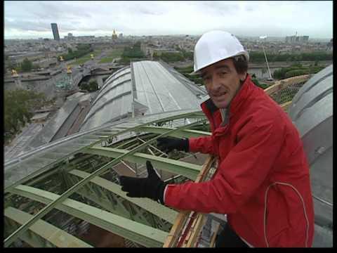 C'est pas sorcier - Le Grand Palais épate la galerie