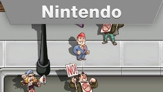 Nintendo 3DS and Wii U - Citizens of Earth