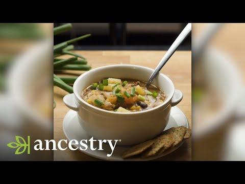 Chili | Recipe Records | Ancestry