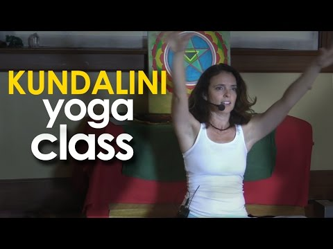Kundalini yoga Inspired Yoga Class