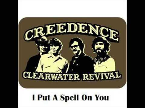 Creedence Clearwater Revival  I Put a Spell on You+Lyrics
