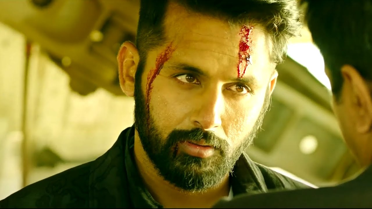 Download LIE Climax Scene | Nithiin, Arjun Sarja, Ravi Kishan & Megha Akash | South Hindi Dubbed Action Scene