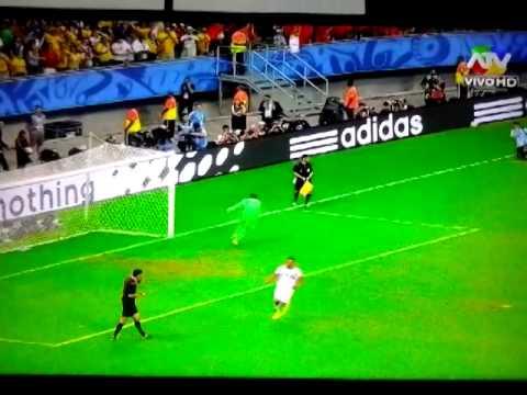 holanda vs costa rica mundial brasil 2014 penales 4 3