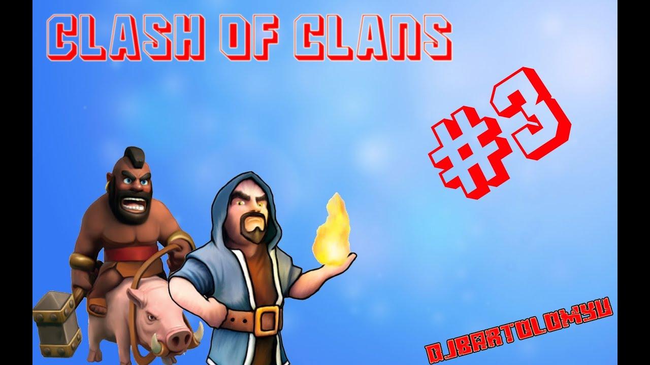 Download CLASH OF CLANS #3 - Clan War