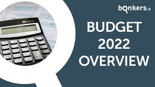 Image While last year's Budget focussed squarely on dealing with the fallout from Covid, this year's Budget was focussed firmly on the recovery. The Government ...