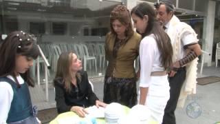 LIPE VÍDEO PRODUÇÕES - bar mitzvá - Bat Mitzvah. Linda festa