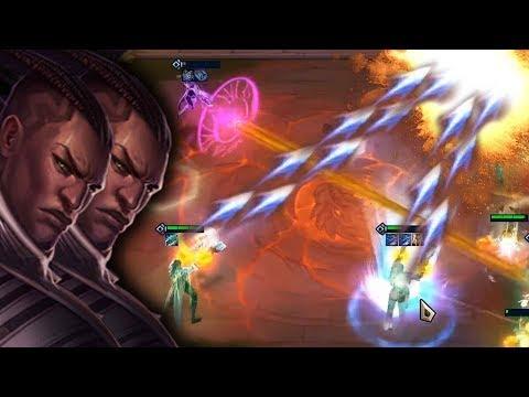Double Lucian OP  | Teamfight Tactics Gameplay [Deutsch][9.24]