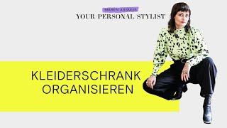 capsule wardrobe - Kleiderschrank organisieren mit your personal stylist