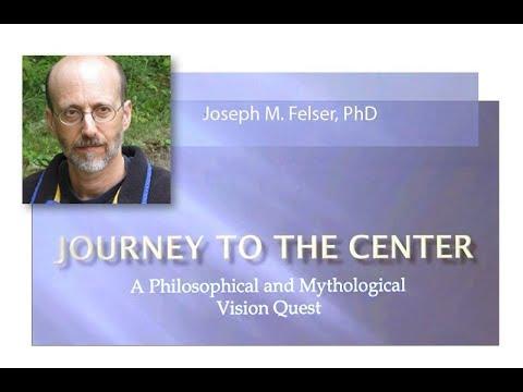Dr. Joe Felser at Monroe Institute: Journey to the Center