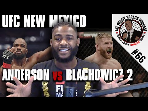 Who Wins The Race To Face Jon Jones Next? Corey Anderson or Jan Blachowicz | UFC New Mexico