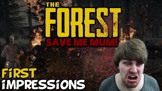 """The Forest First Impressions """"Is It Worth Playing?"""""""
