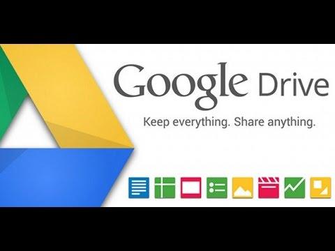 Cara Aman Menyimpan Foto,Video,Aplikasi Dan Data Lain Di Google Drive