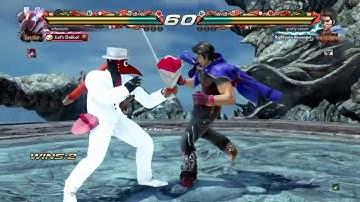 Tekken 7 - edwarudo (Yoshimitsu) vs gristly-saturn (Hwoarang)