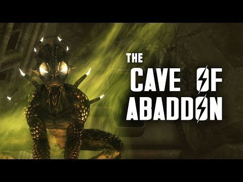 Lonesome Road Part 5: The Cave of Abaddon - Fallout New Vegas Lore
