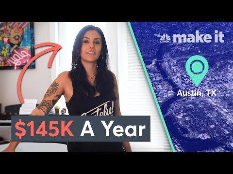 Living On $145K A Year In Austin, Texas | Millennial Money