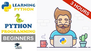 Python Tutorial for Beginners: Learn Python Basics, Algorithm and Data Structures [FULL Course] screenshot 2