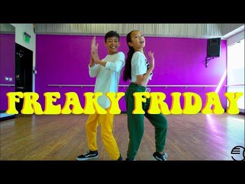 "Nicole Laeno & Sheaden Gabriel | ""Freaky Friday"" - Chris Brown & Lil Dicky | Choreo by Guy Groove"