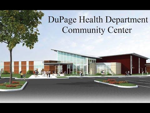DuPage Health Department Community Center