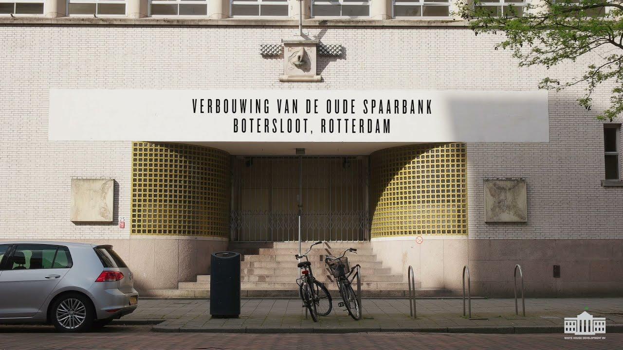 Verbouwing Botersloot Part 1 - Rotterdam