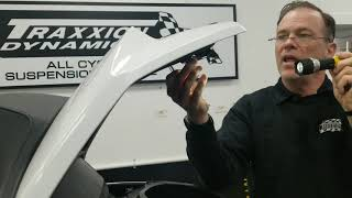 2018 2019 Honda Gold Wing - Trunk Latch Adjustment