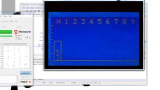 DHT22 GLCD Driver using Great Cow Basic