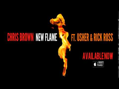 Chris Brown   New Flame Instrumental Free MP3 Download Ft  Usher, Rick Ross   YouTube