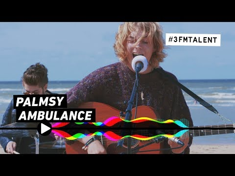 PALMSY - AMBULANCE - 3FM TALENT SESSION