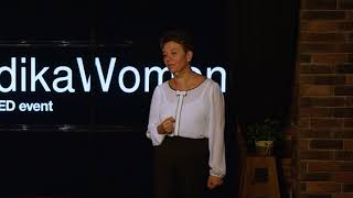 You are good for nothing, Gеna | Gena Sabeva | TEDxSerdikaWomen | Gena Sabeva | TEDxSerdikaWomen
