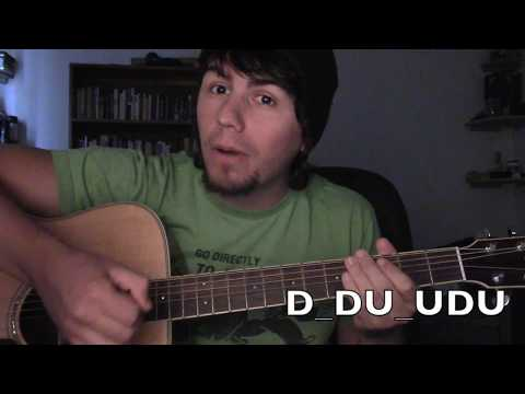 The truth about strum patterns: 15 songs, 4 chords, 1 strum ...