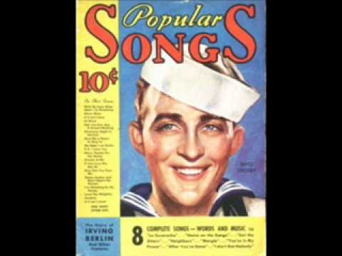 Bing Crosby & Trudy Erwin - People Will Say We're In Love 1943 mp3