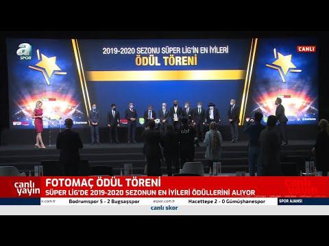 Fotomaç Süper Lig'de 2019 2020 Sezonunun En İyileri Ödülleri Sahiplerini Buldu