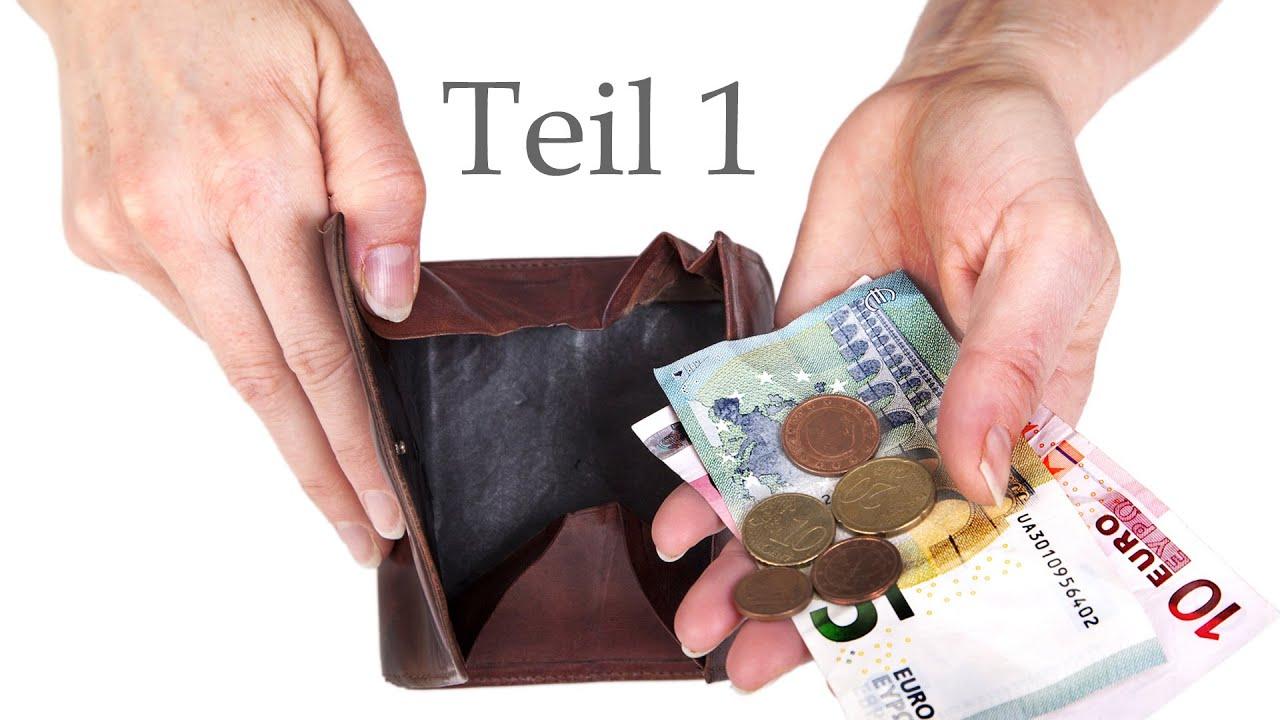 Kann man auch mit wenig geld profitabel handeln teil 1 for Gartenideen fa r wenig geld