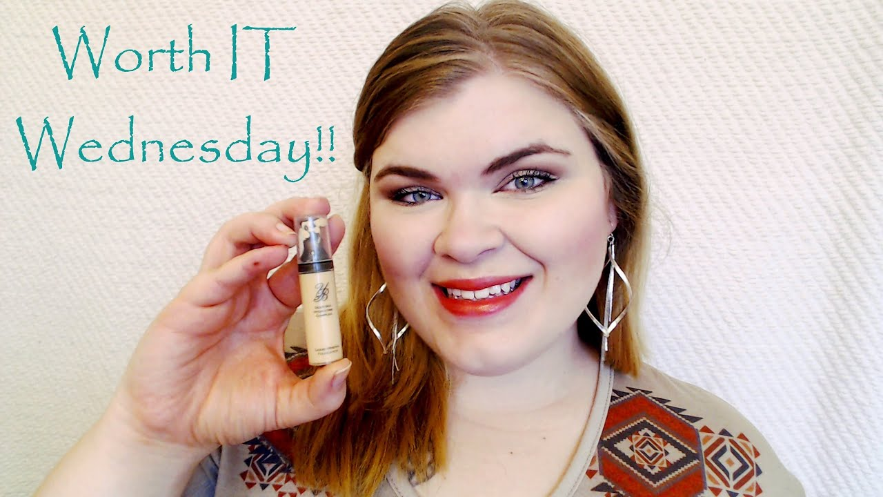 Højmoderne Worth It Wednesday: Youngblood Liquid Mineral Foundation Review ZD-75