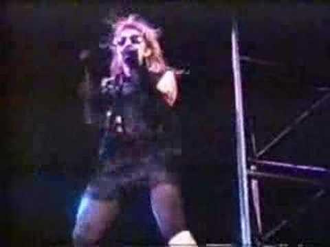 Madonna  Gambler The Virgin Tour