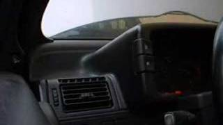Son moteur Citroën ZX