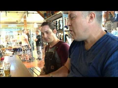 Granville Island Brewing, Tasting with the Brewmaster