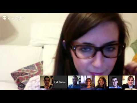 NEW!! PMFs in Diplomacy and Development: Google+ Hangout for Class of 2014 PMF Finalists
