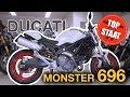 Top Staat #1: Ducati Monster 696