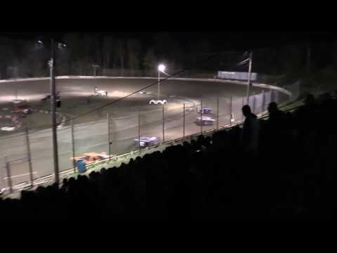 Hilltop Speedway Late Model Feature 4-22-17
