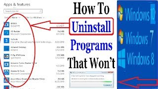 How To Uninstall Program, Without Control Panel, GsmSolution24.com