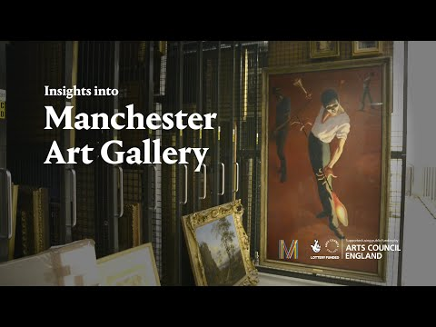 Insights into Manchester Art Gallery