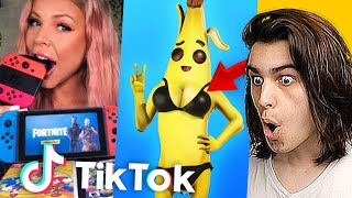 these fortnite tik toks need to be banned...