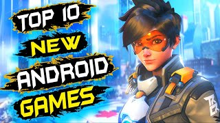 TOP 10 NEW ANDROID & IOS GAMES IN 2020 | High Graphics (Offline/Online)