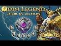 Odin Legend Rank Deck in Action - Hand of the Gods (beta) Smite Tactics